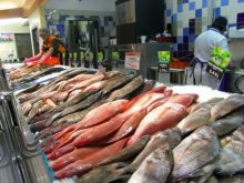 Responsible fish sourcing