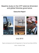 Baseline study on the CFP external dimension and international fisheries governance